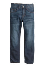 Relaxed Tapered fit Jeans - Bleu denim foncé - ENFANT | H&M FR 2