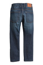 Relaxed Tapered fit Jeans - Bleu denim foncé - ENFANT | H&M FR 3