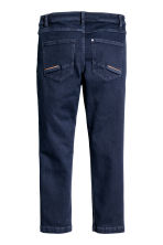 Denim chino - Donkerblauw -  | H&M BE 2