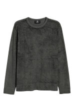 Sweater - Donkergrijs - HEREN | H&M BE 2
