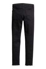 Plus Size Sim-fit Pants - Black -  | H&M CA 2