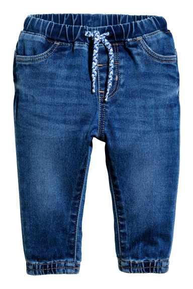 Pull-on jeans - Denim blue - Kids | H&M 1