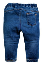 Jeans pull-on - Blu denim - BAMBINO | H&M IT 2