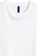 Round-necked T-shirt - White - Men | H&M GB 3