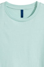 Round-necked T-shirt - Mint green - Men | H&M CN 3