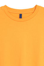 Round-necked T-shirt - Yellow - Men | H&M 2