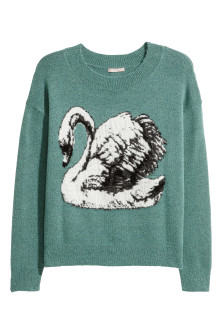 H&M+ Knitted jumper