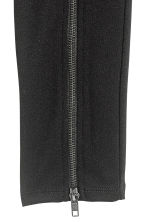 Leggings with zips - Black -  | H&M IE 3