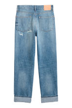 Vintage Straight Jeans - Blue - Ladies | H&M GB 2
