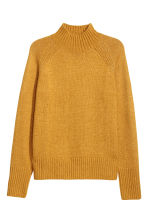 Pullover a lupetto - Giallo scuro - UOMO | H&M IT 2