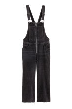 Denim dungarees - Black - Ladies | H&M 3