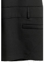 Wool-blend dress - Black - Ladies | H&M 4