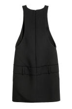 Wool-blend dress - Black - Ladies | H&M IE 3
