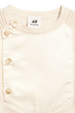 Cashmere-blend jumper - Natural white - Ladies | H&M IE 3