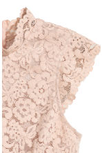 Top in pizzo - Beige - DONNA | H&M IT 3