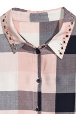 Shirt - Powder pink - Ladies | H&M 2