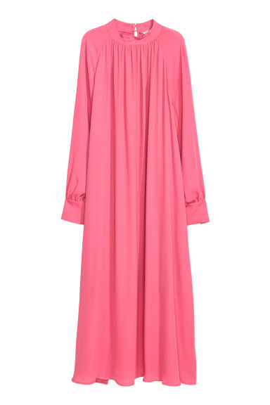 Chiffon dress - Cerise - Ladies | H&M