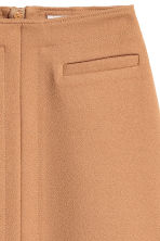 Knee-length skirt - Beige - Ladies | H&M GB 3