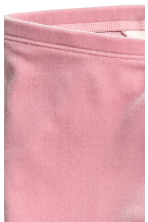 Velour leggings - Pink -  | H&M 2
