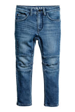 Super Soft Skinny fit jeans - Blu denim - BAMBINO | H&M IT 2