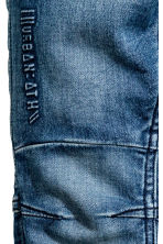 Super Soft Skinny fit jeans - Blu denim - BAMBINO | H&M IT 5