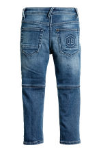 Super Soft Skinny fit jeans - Denim blue - Kids | H&M 3