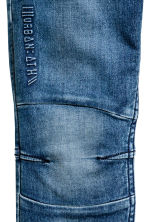 Super Soft Skinny fit jeans - Denim blue - Kids | H&M 5