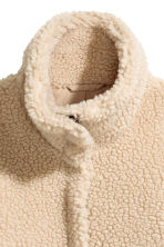 Pile jacket - Beige - Ladies | H&M 3