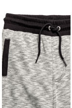 Marled joggers - null -  | H&M CN 3