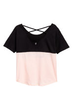 Sports top - Light pink - Kids | H&M 2