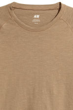 Baseball top - Camel - Men | H&M CN 3
