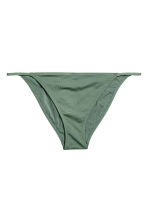 Bikini bottoms - Dusky green - Ladies | H&M 2