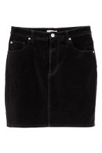 Skirt - Black - Ladies | H&M CN 2