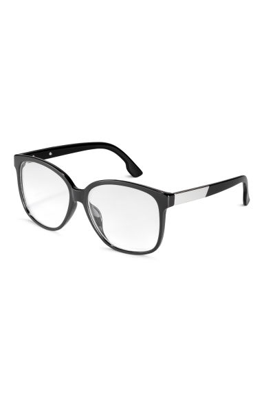 Glasses - Black/Silver - Ladies | H&M