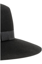 Wool hat - Black - Ladies | H&M 2