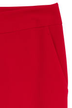 Suit trousers - Red - Ladies | H&M IE 4
