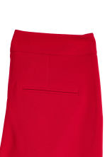 Suit trousers - Red - Ladies | H&M IE 3
