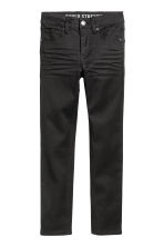 Pantaloni superstretch - Nero - BAMBINO | H&M IT 2