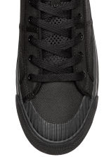 Hi-top trainers - Black - Men | H&M GB 3