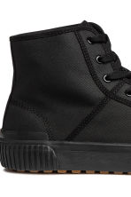 Hi-top trainers - Black - Men | H&M GB 4