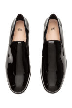 Patent loafers - Black/Patent - Ladies | H&M IE 2