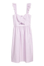 Cotton dress - Light pink - Ladies | H&M 2