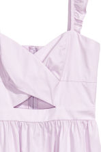 Cotton dress - Light pink - Ladies | H&M 3