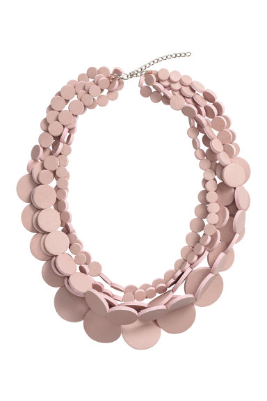 Multistrand necklace - Powder - Ladies | H&M 1