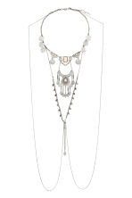 Body jewellery - Silver - Ladies | H&M CN 1