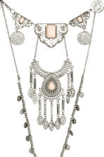 Body jewellery - Silver - Ladies | H&M CN 3