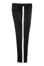 Sweatpants - Black -  | H&M 3