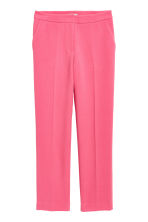 Suit trousers - Pink - Ladies | H&M 2