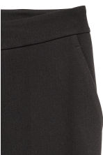 Suit trousers - Black - Ladies | H&M 3