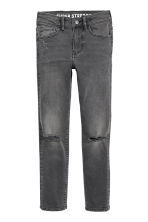 Superstretch Skinny fit Jeans - Mörkgrå denim - Kids | H&M FI 2